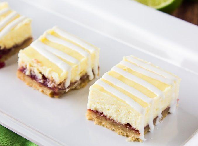5 Ide Kreasi Cheesecake Bars yang Bercita Rasa Creamy dan Legit