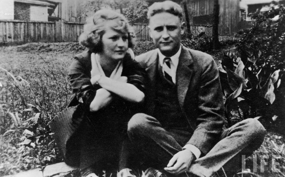 Kisah Hidup Penulis F. Scott Fitzgerald dan Istrinya, Zelda