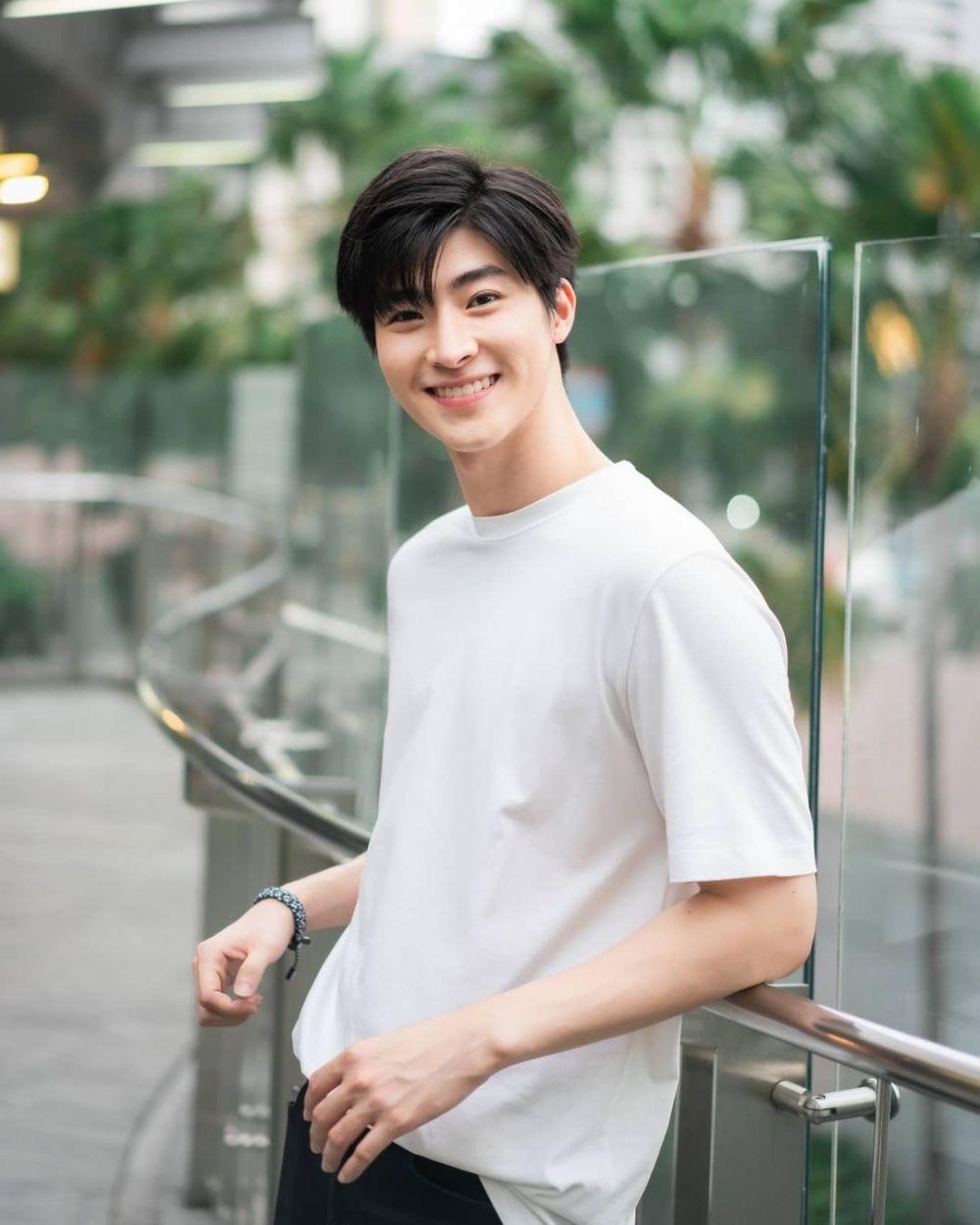 10 Fakta Menarik Blue Pongtiwat, Aktor Muda nan Berbakat Asal Thailand