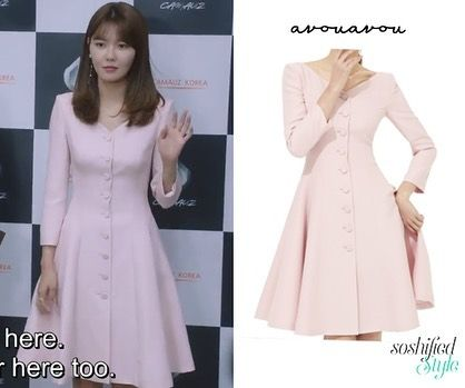 Simpel, 10 Harga Outfit Choi Sooyoung di So I Married The Anti-Fan