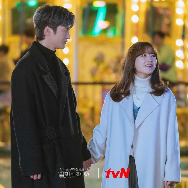 10 Adu Pesona Seo In Guk dan Ahn Hyo Seop, Taklukkan Park Bo Young