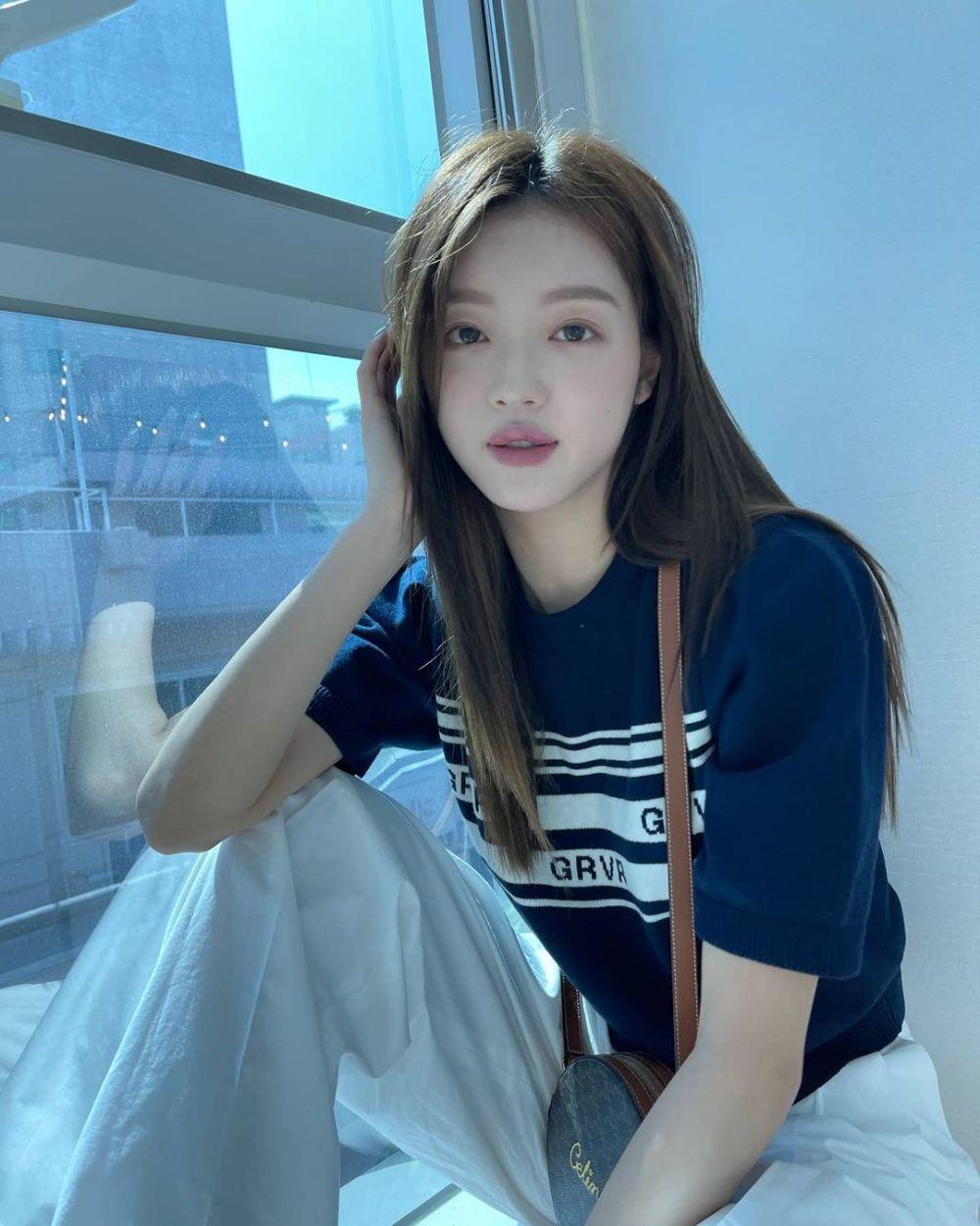 Disebut Mirip, 10 Adu Pesona Eve JKT48 Vs YooA Oh My Girl