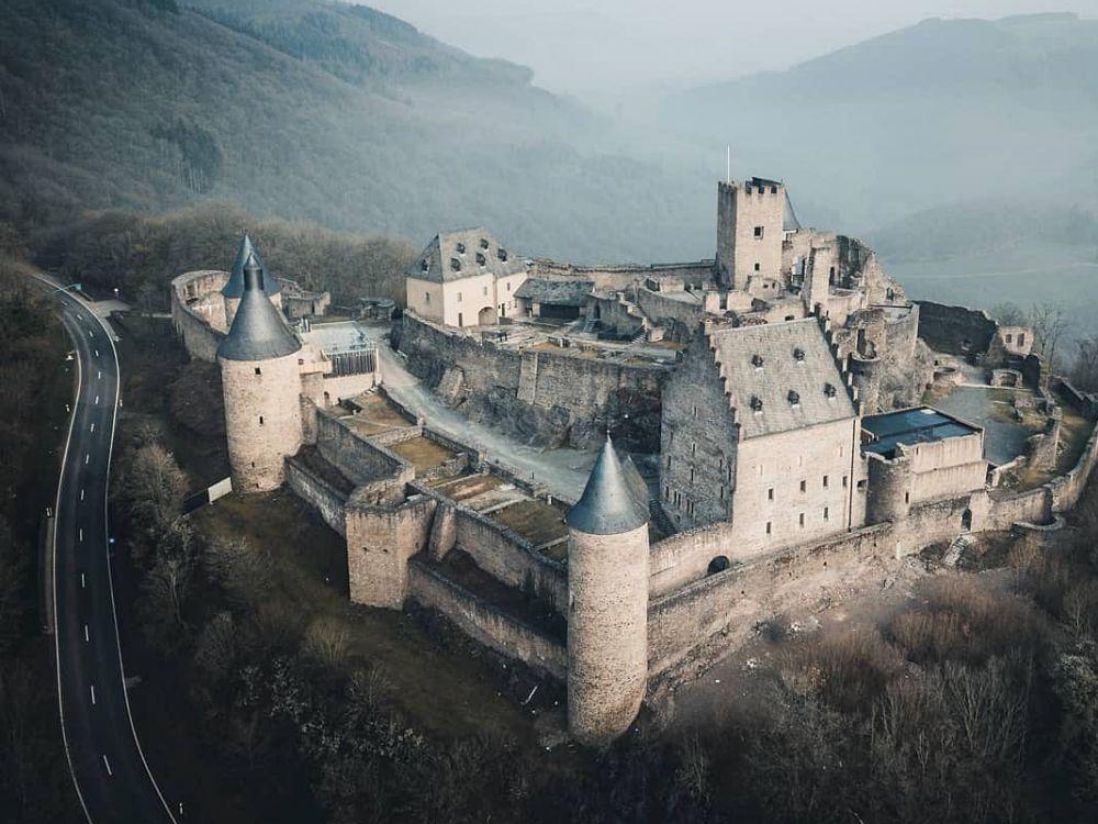 5 Kastil Indah nan Megah di Luksemburg, Pesonanya Memikat Abis!