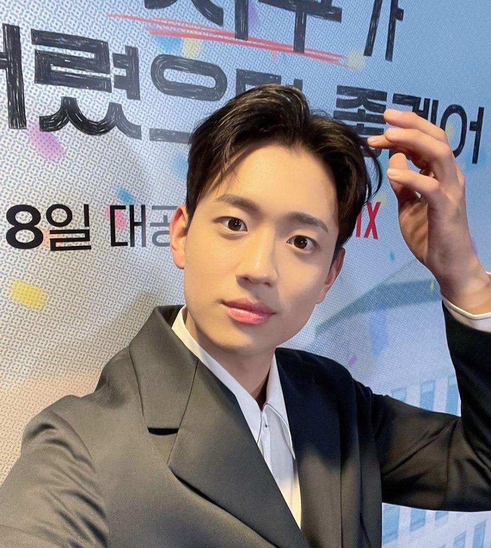 10 Potret Shin Hyun Seung, Pemeran Jamie di Sitkom So Not Worth It