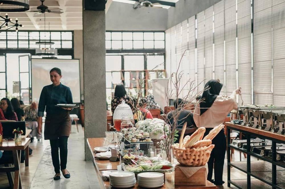 5 Rekomendasi Restoran Mewah dengan Sudut Epic Jogja, Bikin Betah!