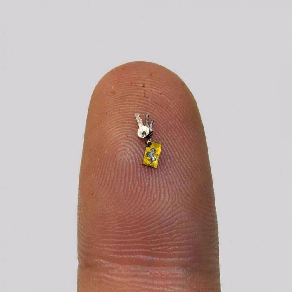 10 Potret Benda dengan Bentuk Mini, Dipikir Ini Dunia para Liliput?