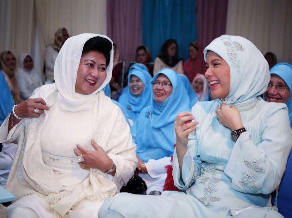 Curi Perhatian, 10 Potret Annisa Pohan dan AHY pada Awal Pernikahan