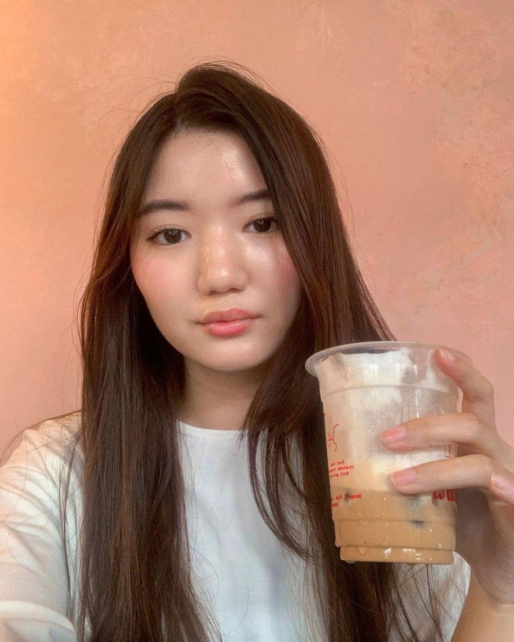 9 Potret Sherly Xu, Beauty Vlogger yang Anggun nan Memesona