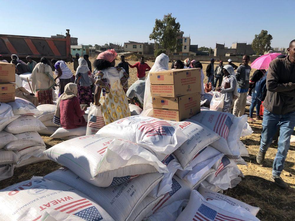 PBB: 350 Ribu Orang di Tigray Mengalami Kelaparan