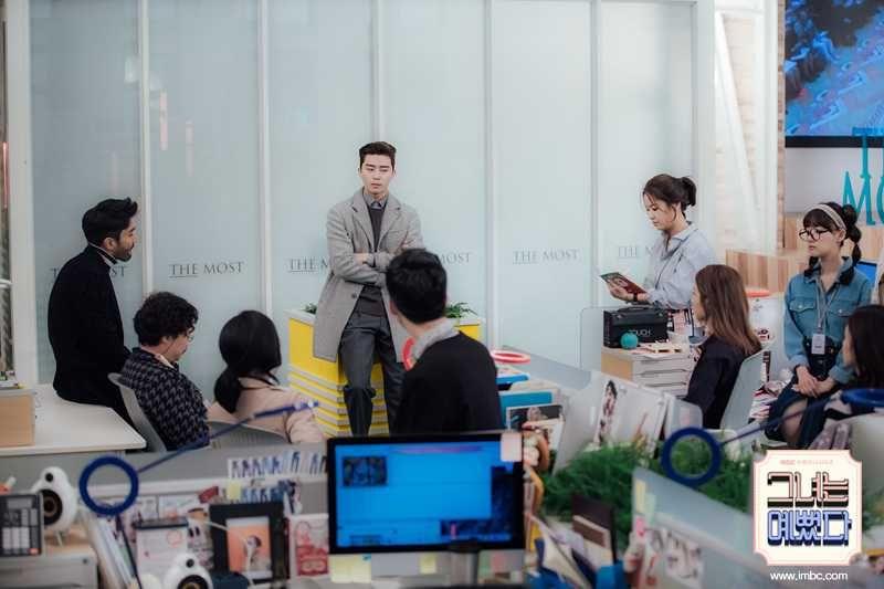 Debut Hollywood, 11 Karakter Park Seo Joon di Drama dan Film Korea