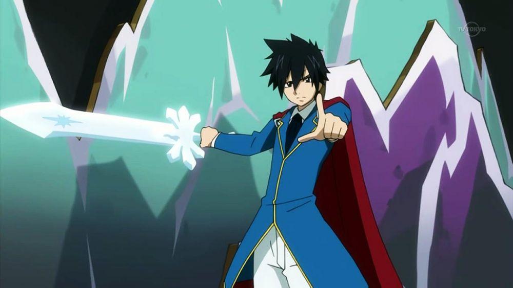 5 Pengguna Es Terkuat yang Pernah Ada dalam Anime