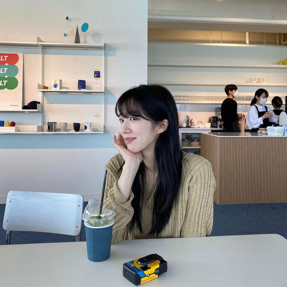 10 Potret Lee Ji Won, Perawat Ramah di KDrama Hospital Playlist 2