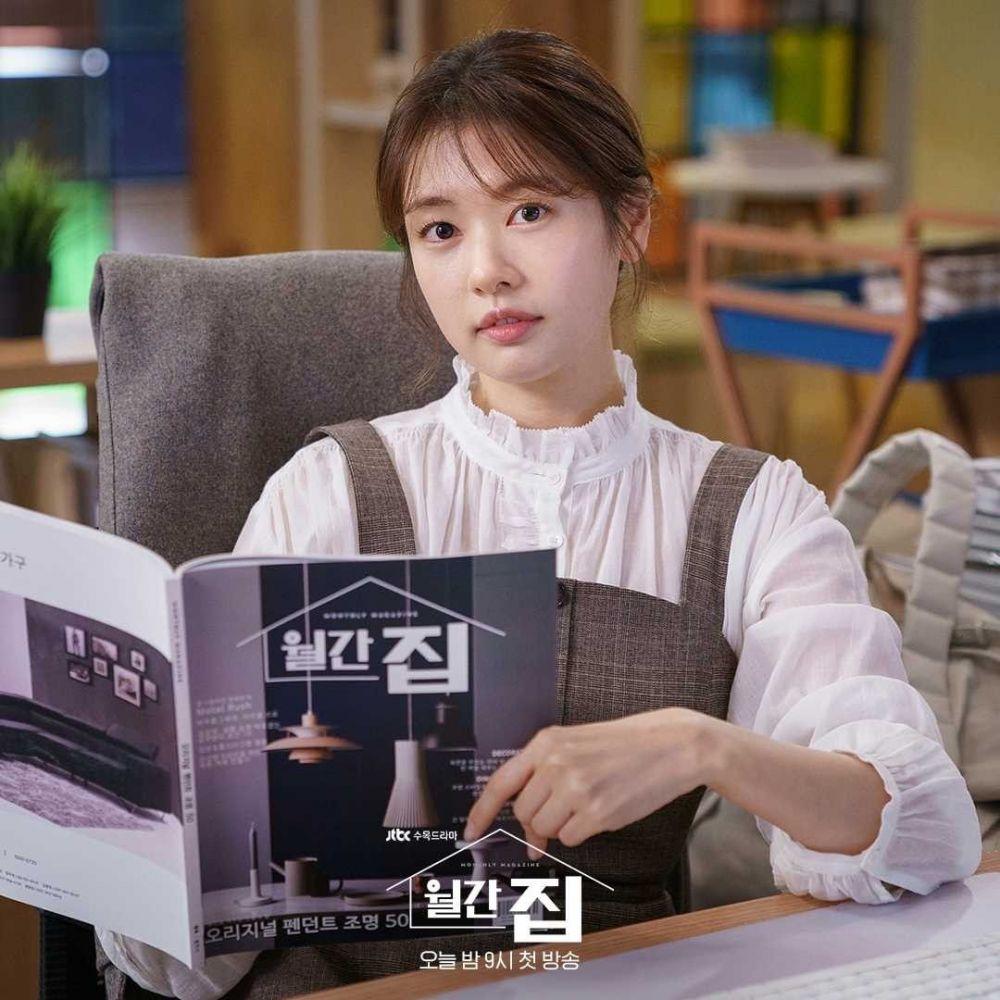 Baru Tayang, 10 Potret Adegan Jung So Min di Monthly Magazine Home