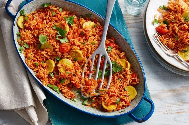 5 Makanan Khas Nigeria yang Paling Terkenal, Tampilannya Menggoda!