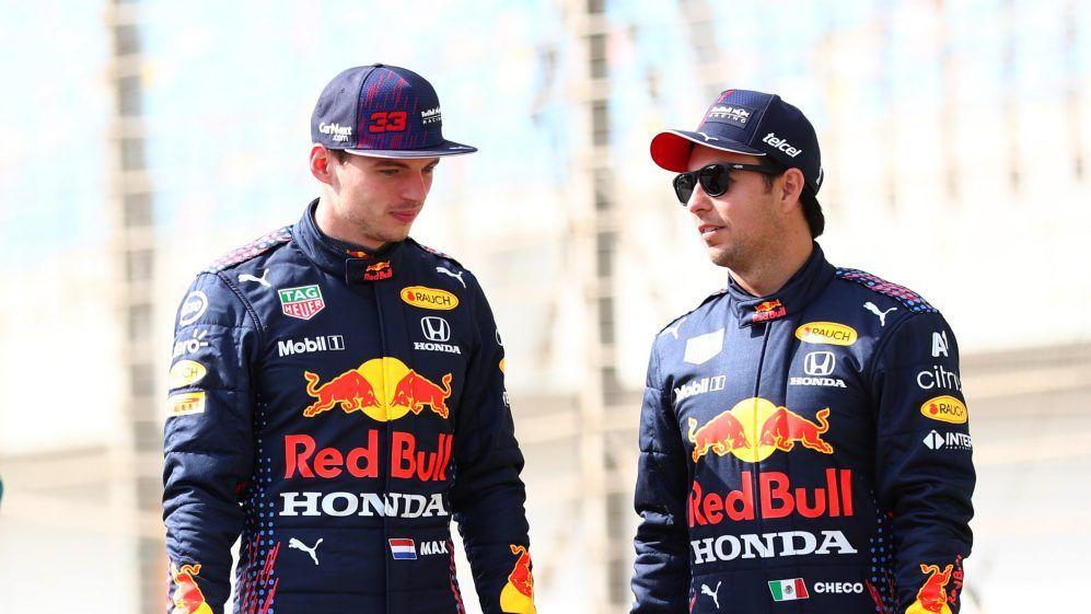 Punya Etos Kerja Tinggi, Perez Puji Kerja Keras Max Verstappen