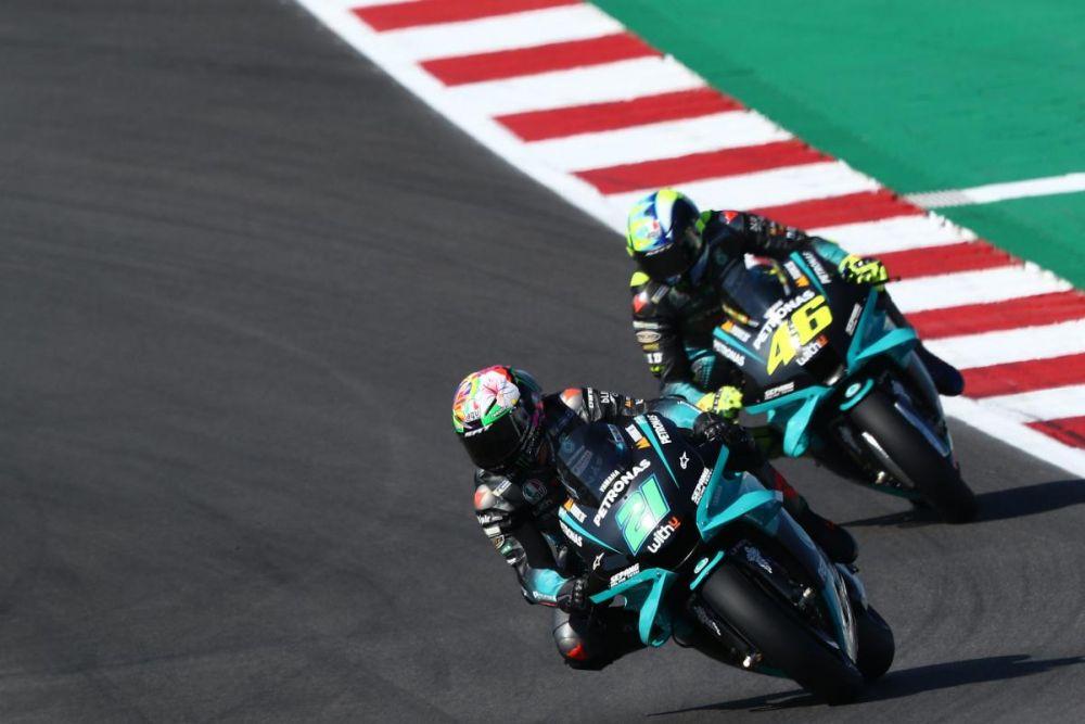 Rossi Berharap MotoGP Seri Jerman Berjalan Sesuai Rencananya