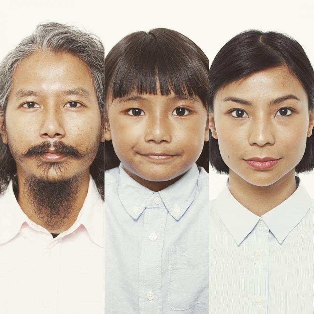 Ulang Tahun Ke-39, 10 Potret Harmonis Keluarga Shareefa Daanish Asih
