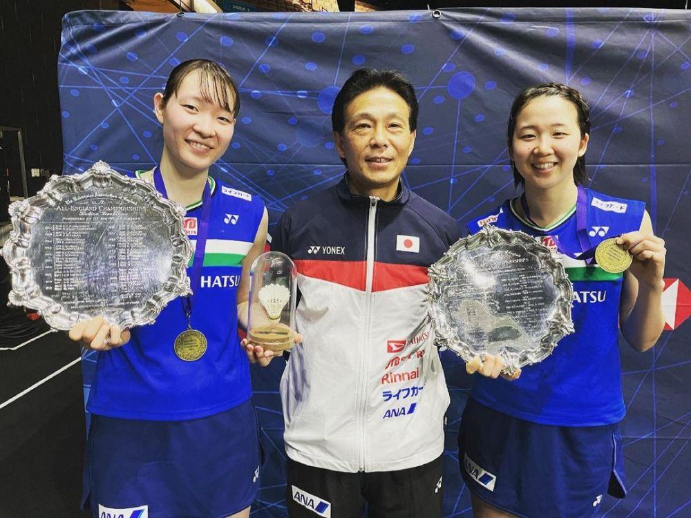 Semua Wakil Kandas! Jepang Absen di Final Badminton Olimpiade Tokyo