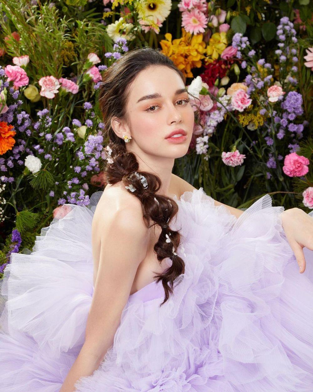 10 Pesona Maria Hoerschler, Model Thailand yang Rambah Dunia Akting