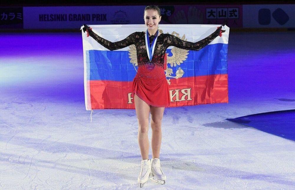 9 PesonaAlina Zagitova, Figure Skater Rusia Berprestasi