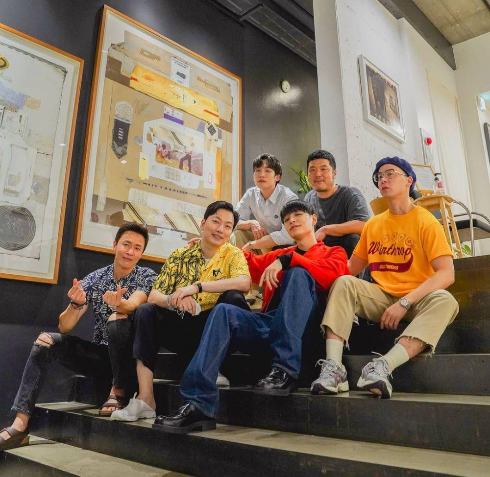 10 Potret Harmonis MSG Wannabe, Grup Musik Garapan Yoo Jae Suk