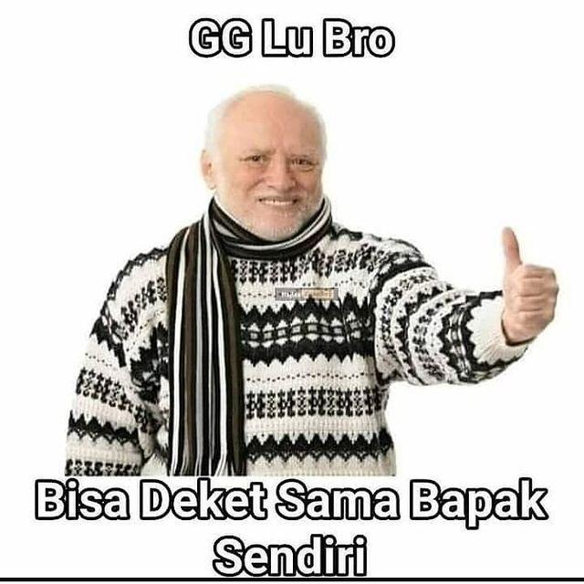 GG Lu, Bro! 12 Meme Orang Beri Pujian Ini Bikin Lawan Bicara 'Ngapung'