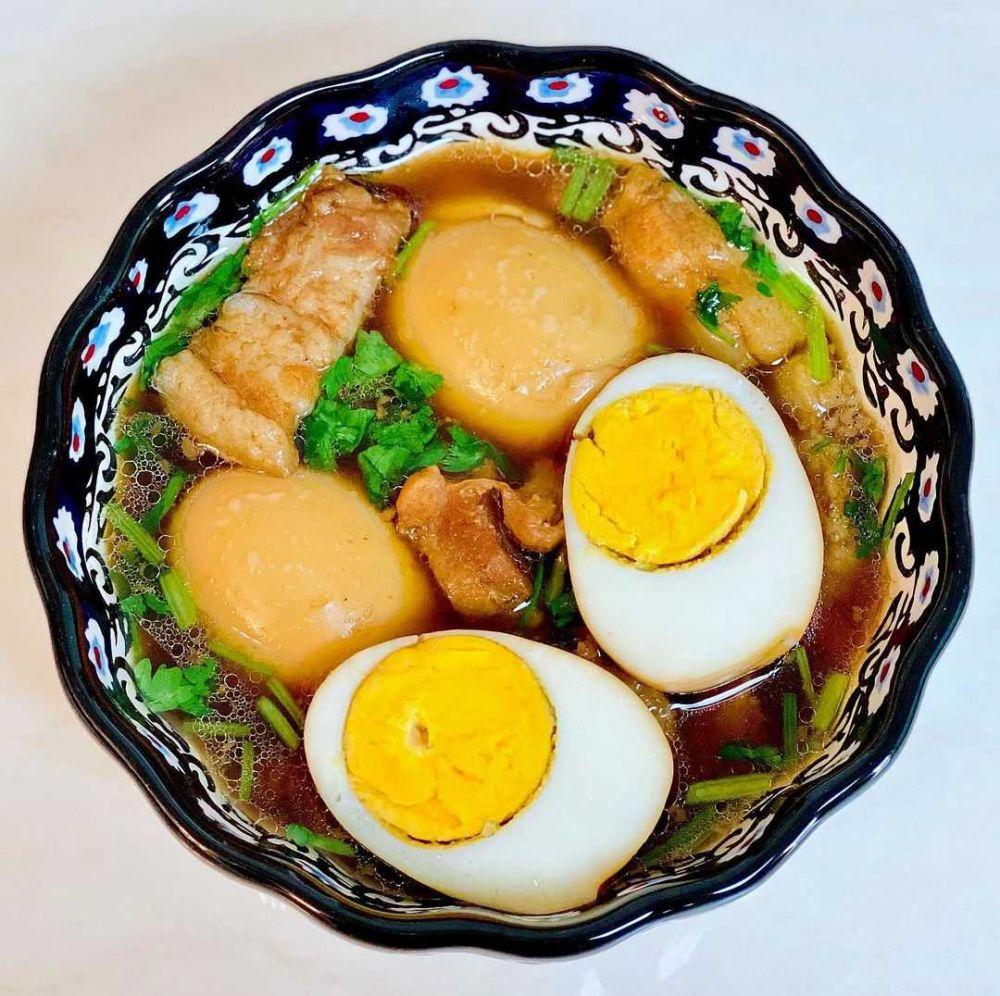 5 Hidangan Telur Khas Thailand, Bikin Makan Makin Berselera