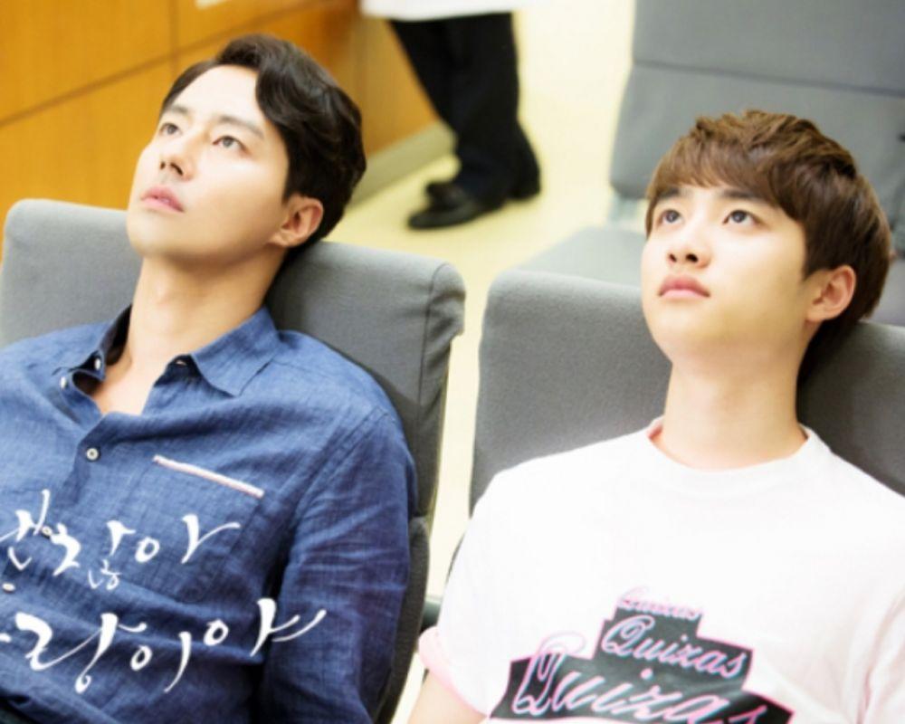 Debut Solo, 13 Film dan Drama Korea yang Dibintangi D.O. EXO