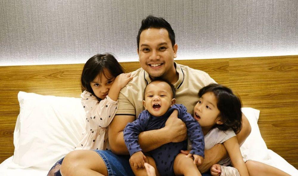Deretan Hot Daddy, 9 Aktor FTV 'Naga-Nagaan' yang sudah Jadi Ayah