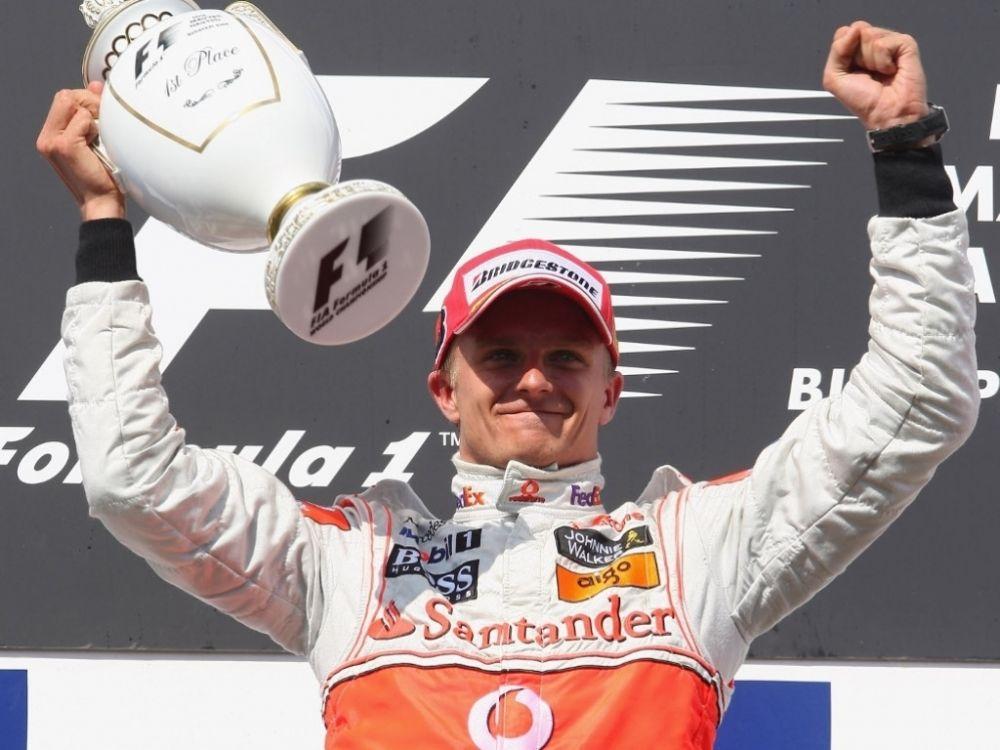 5 Pembalap Formula 1 yang Raih Kemenangan Perdana di GP Hungaria