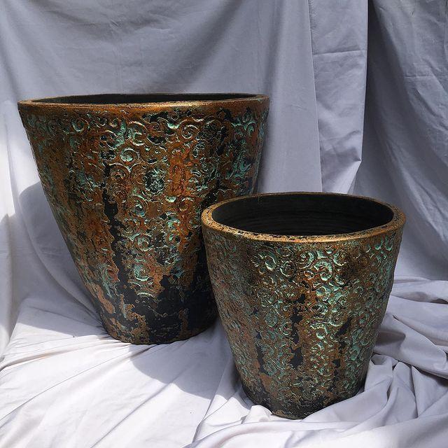Siasati Kelangkaan Bahan, Perajin Keramik Plered Ciptakan Racikan