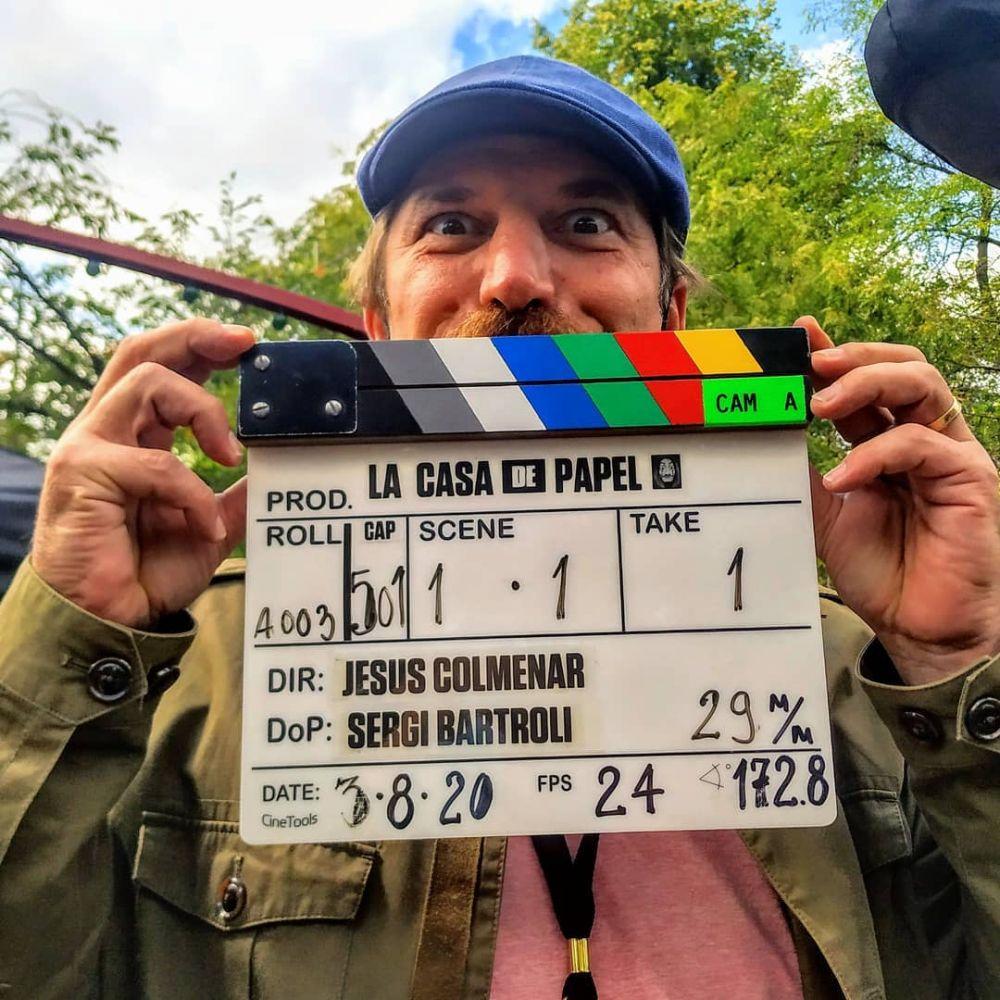 Rilis Trailer Terbaru, Berikut Profil Pemain La Casa de Papel 5