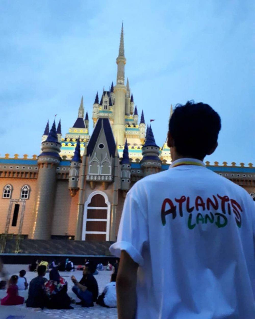 9 Bangunan Kastil di Indonesia yang Menakjubkan, bak Negeri Dongeng!