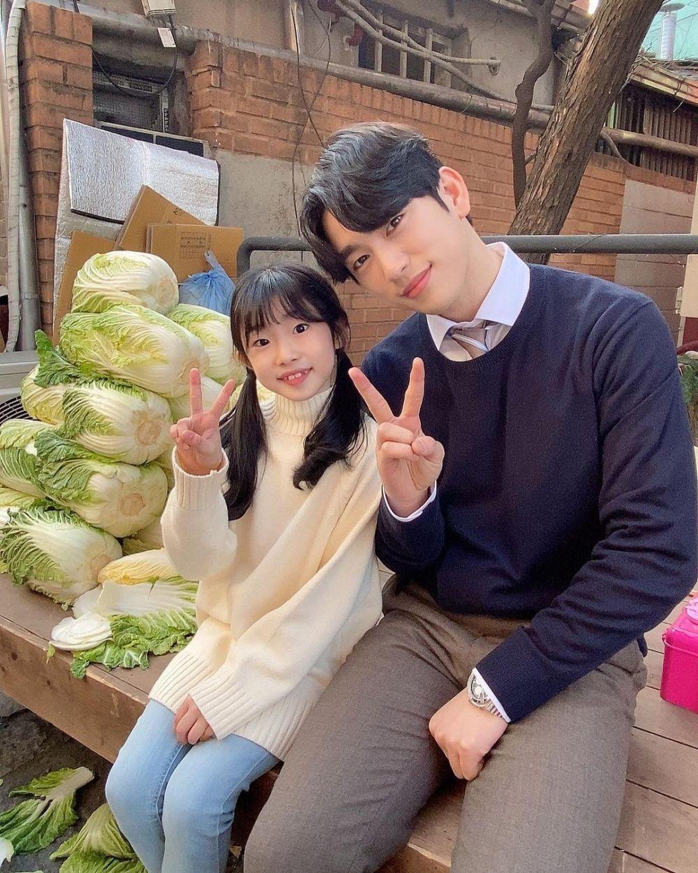 10 Potret Cho Si Yeon, Kim Sae Ron Muda di Shaman Ga Doo Shim