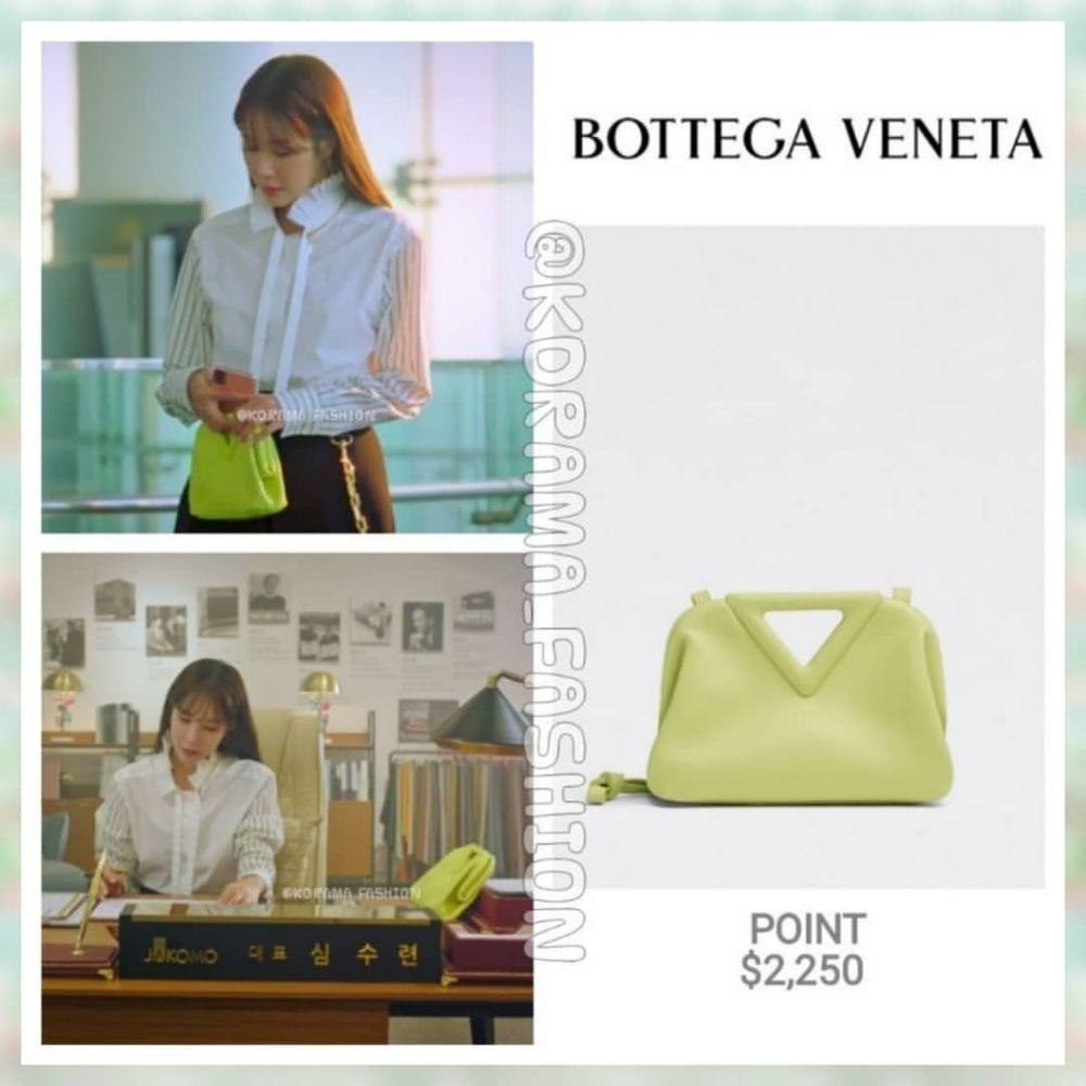 Serba Branded, 10 Harga Koleksi Tas Mewah Lee Ji Ah di Penthouse 3