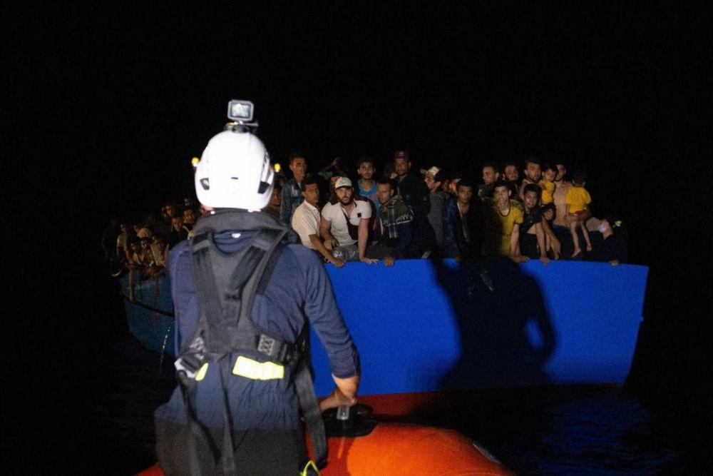 394 Migran Diselamatkan di Lepas Pantai Tunisia