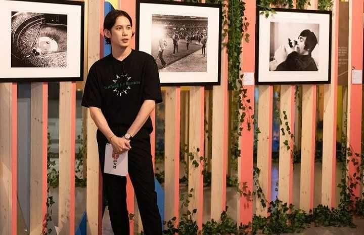 Rekan Main Hani, 9 Fakta Park Ki Woong Comeback di You Raise Me Up