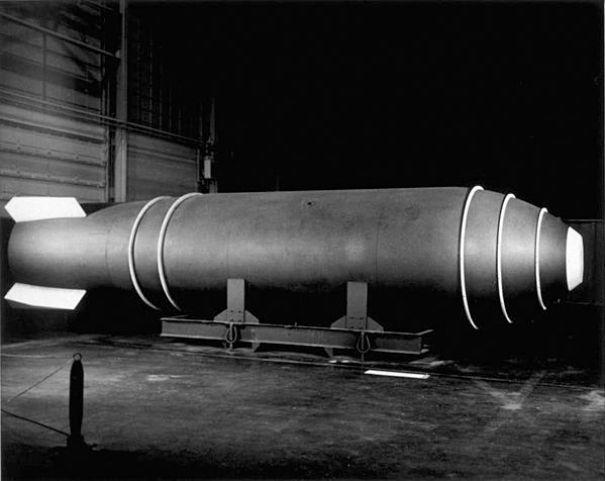 Bikin Ngeri! Ini 5 Bom Nuklir Paling Mematikan yang Pernah Diciptakan