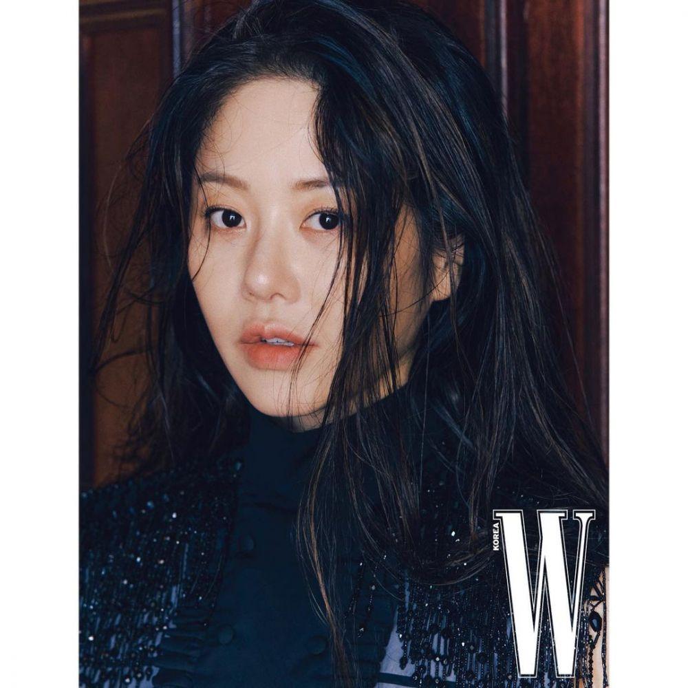Main Drama Bareng, 10 Adu Pesona Go Hyun Jung dan Shin Hyun Bin
