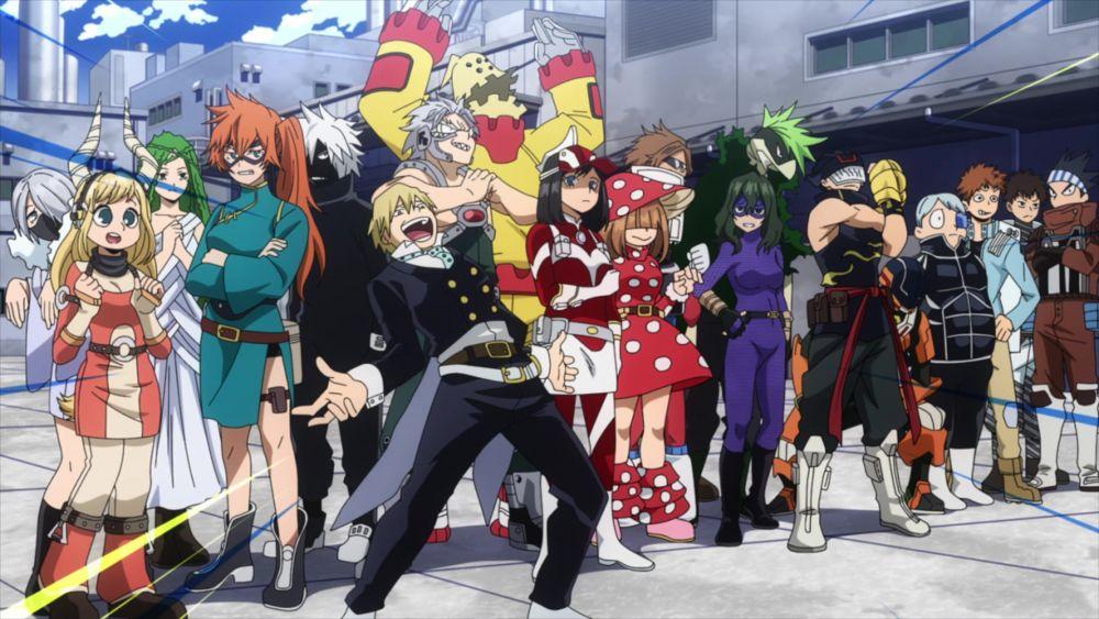 [REVIEW] My Hero Academia Season 5—Pertarungan Epik Kelas 1-A vs. 1-B