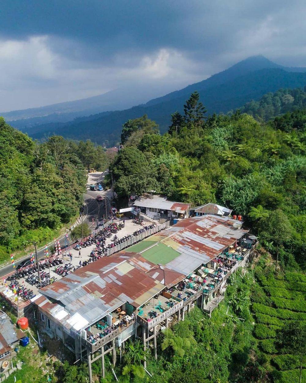 7 Tempat Nongkrong Asik di Cianjur, Ada yang Menyatu dengan Alam