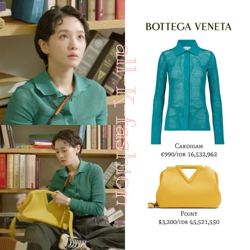 10 Harga Outfit Park Gyu Young di Dali and Cocky Prince, Colorful!