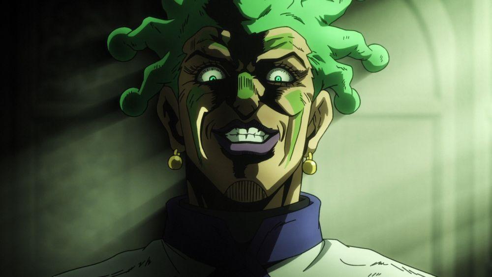 5 Karakter Pembunuh Berantai Paling Mengerikan dalam Anime JoJo