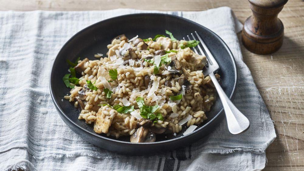 5 Menu Lezat Perpaduan Ayam dan Jamur yang Bangkitkan Nafsu Makan