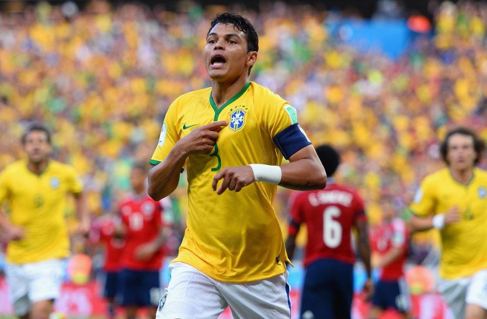 Ulang Tahun Ke-37, Mari Menilik Perjalanan Karier Thiago Silva
