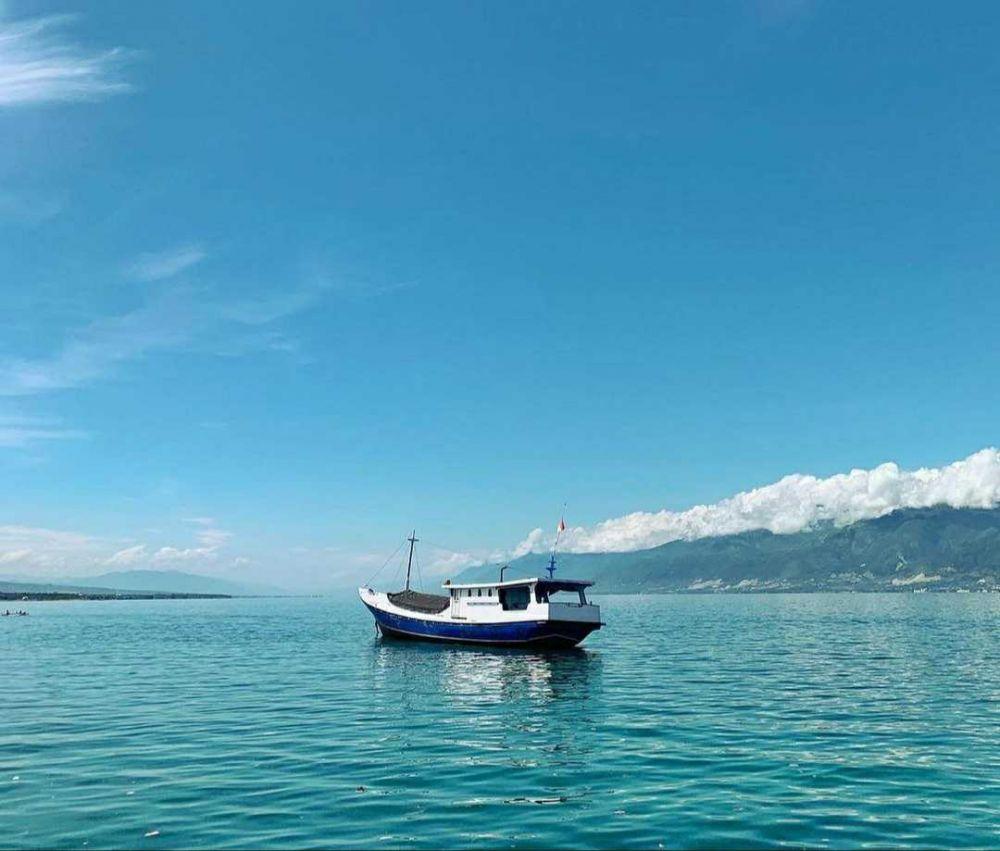 Yuk, Intip 9 Tempat Wisata Pantai di Palu dengan Pemandangan Terbaik
