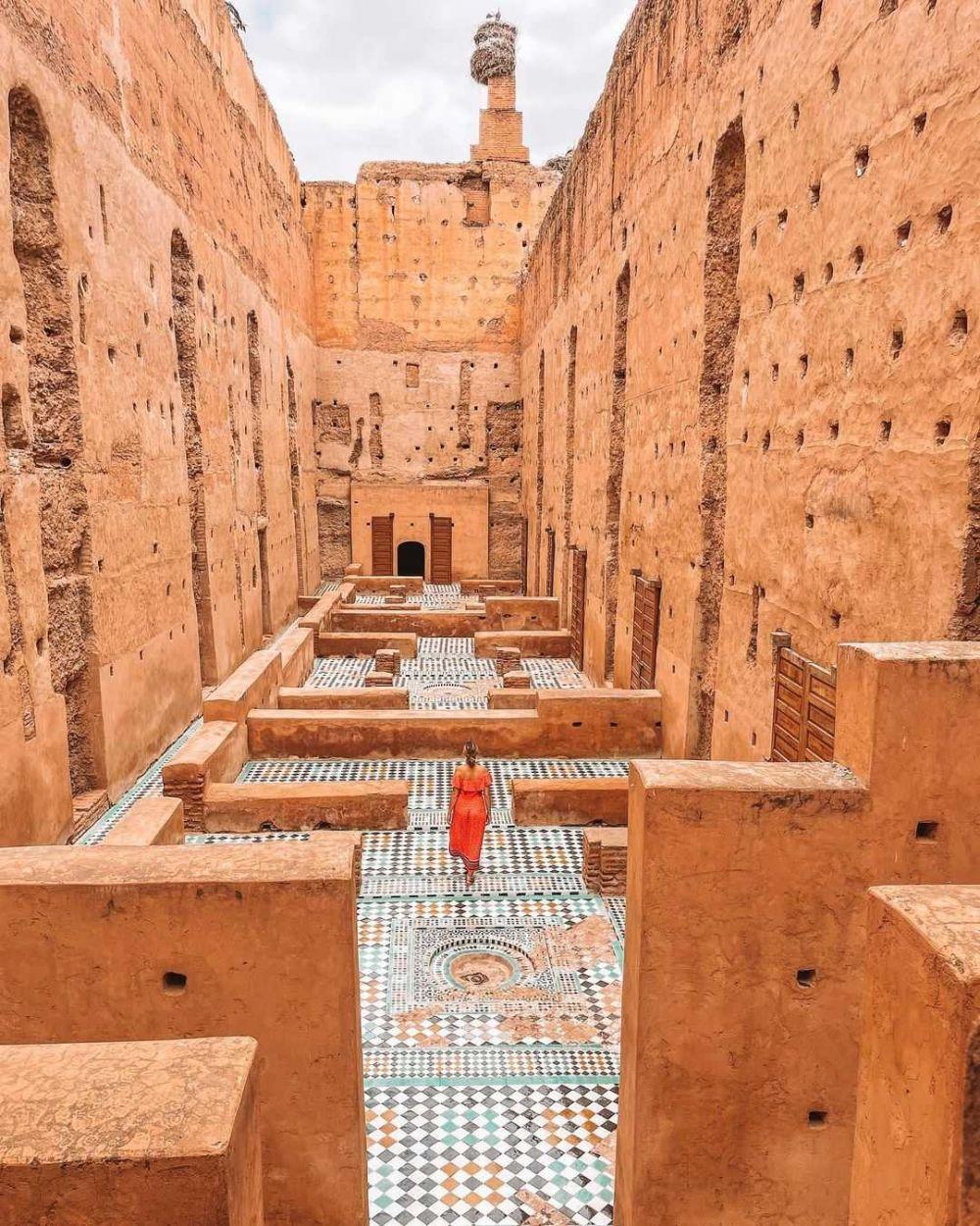 5 Tempat Bersejarah yang Ada di Marrakesh, Arsitekturnya Tak Main-Main