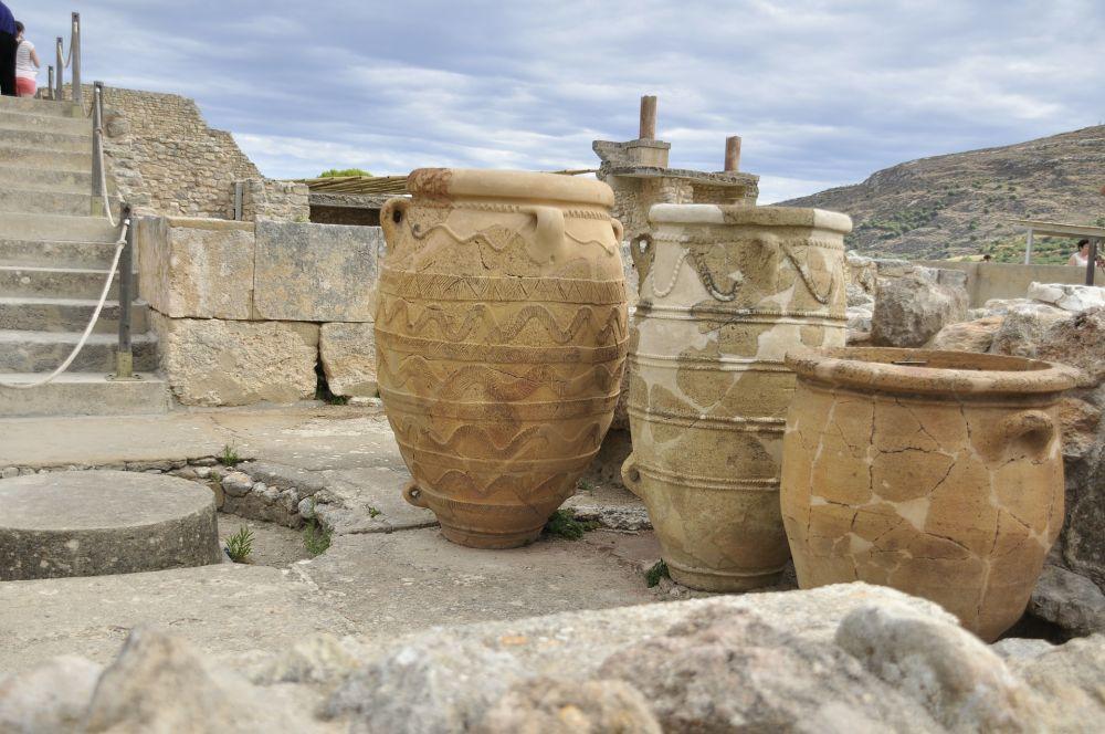 Terisolasi di Sebuah Pulau di Mediterania, Ini 5 Fakta Peradaban Minoa