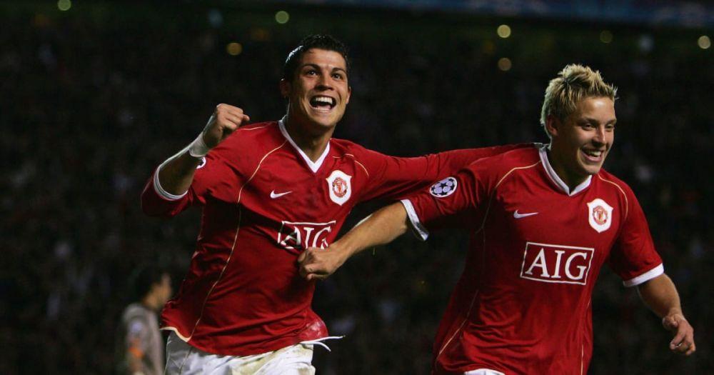5 Momen Terindah CR7 di Liga Champions Bersama Manchester United