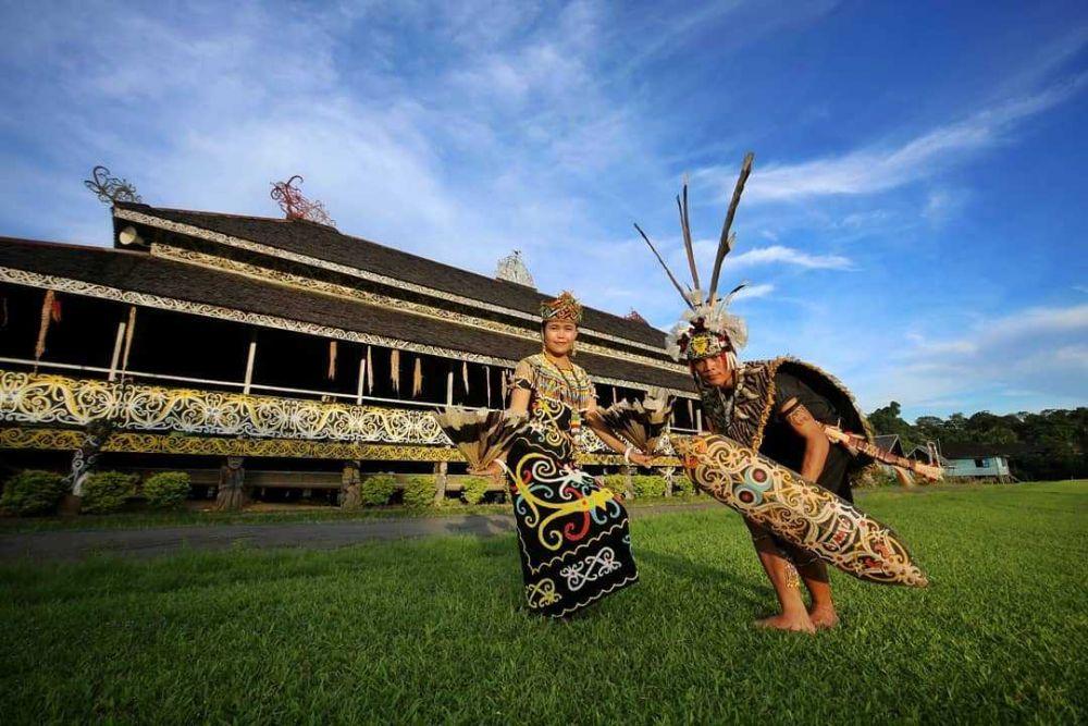 5 Tempat Wisata di Malinau Kalimantan Utara yang Indah dan Memesona